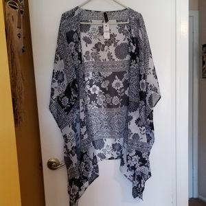 NWT Spring/Summer Sheer Jacket